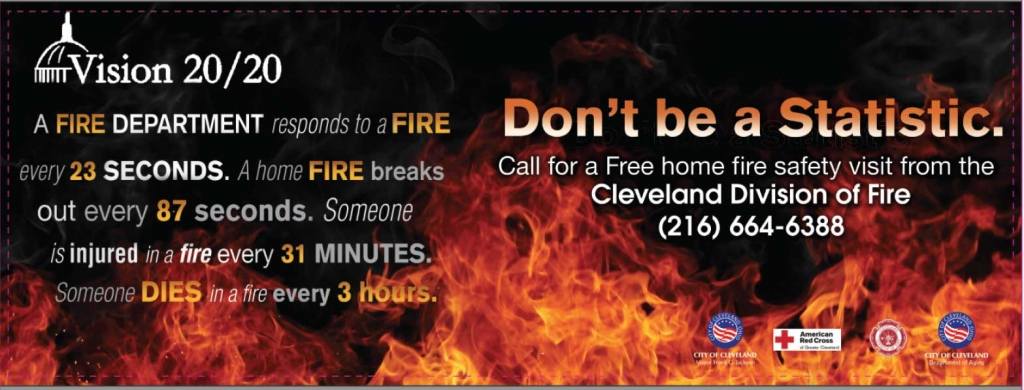 Clevenland fire promotion