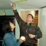 measure smoke alarm
