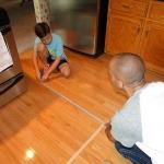 kitchen safety zone